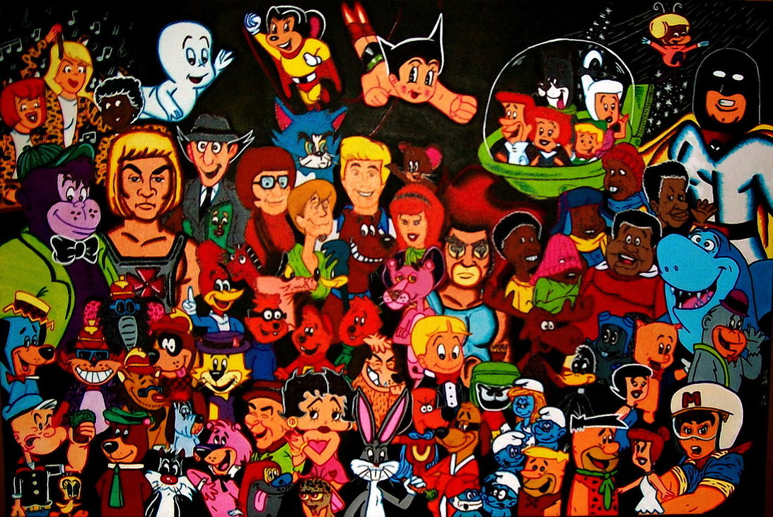 1980s And 1990s Cartoons Free Download O Oasis Dlco