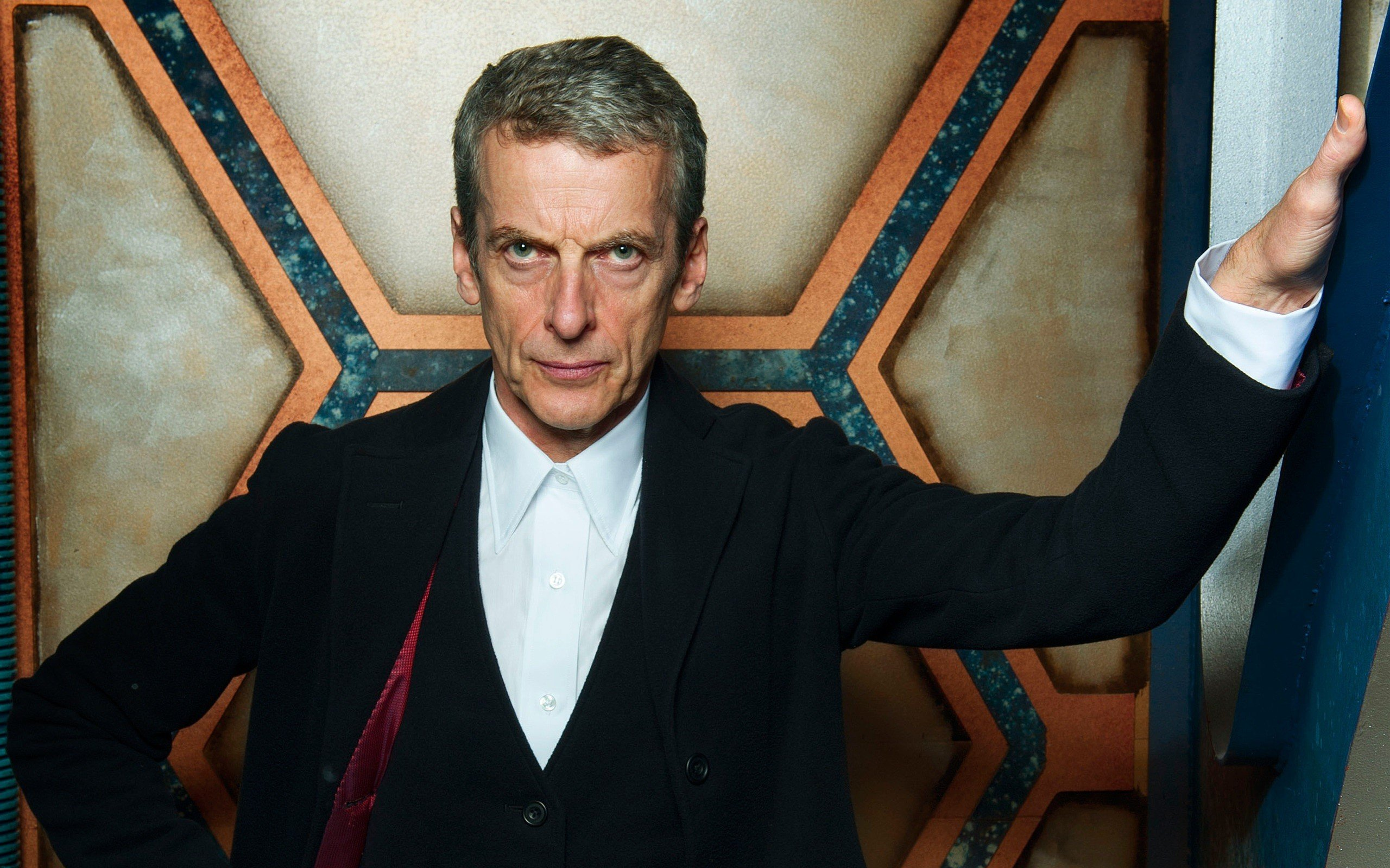 Doctor Who's Peter Capaldi On His Future In The TARDIS