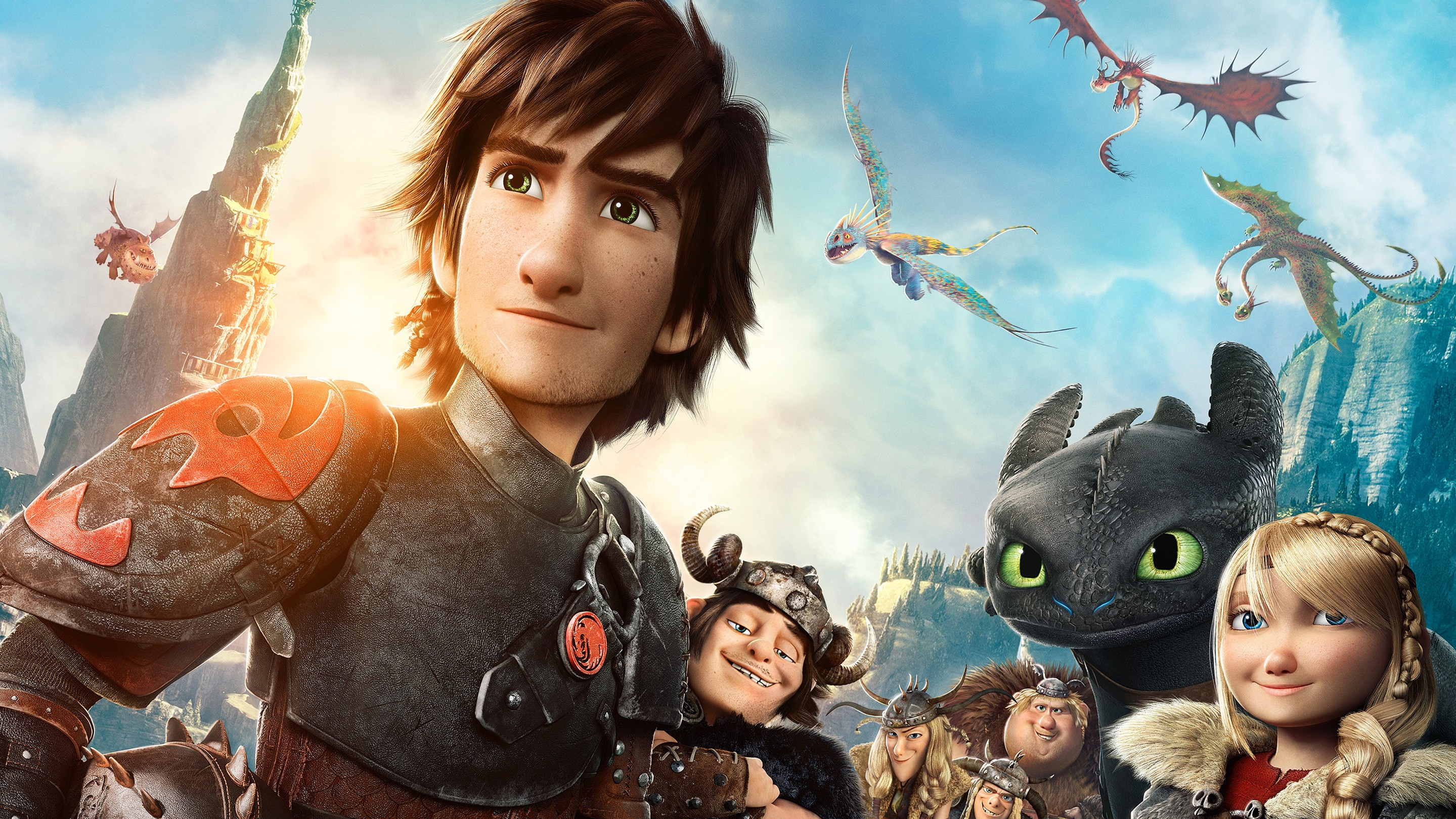 How to Train Your Dragon 12 + 12 more genre movies and shows