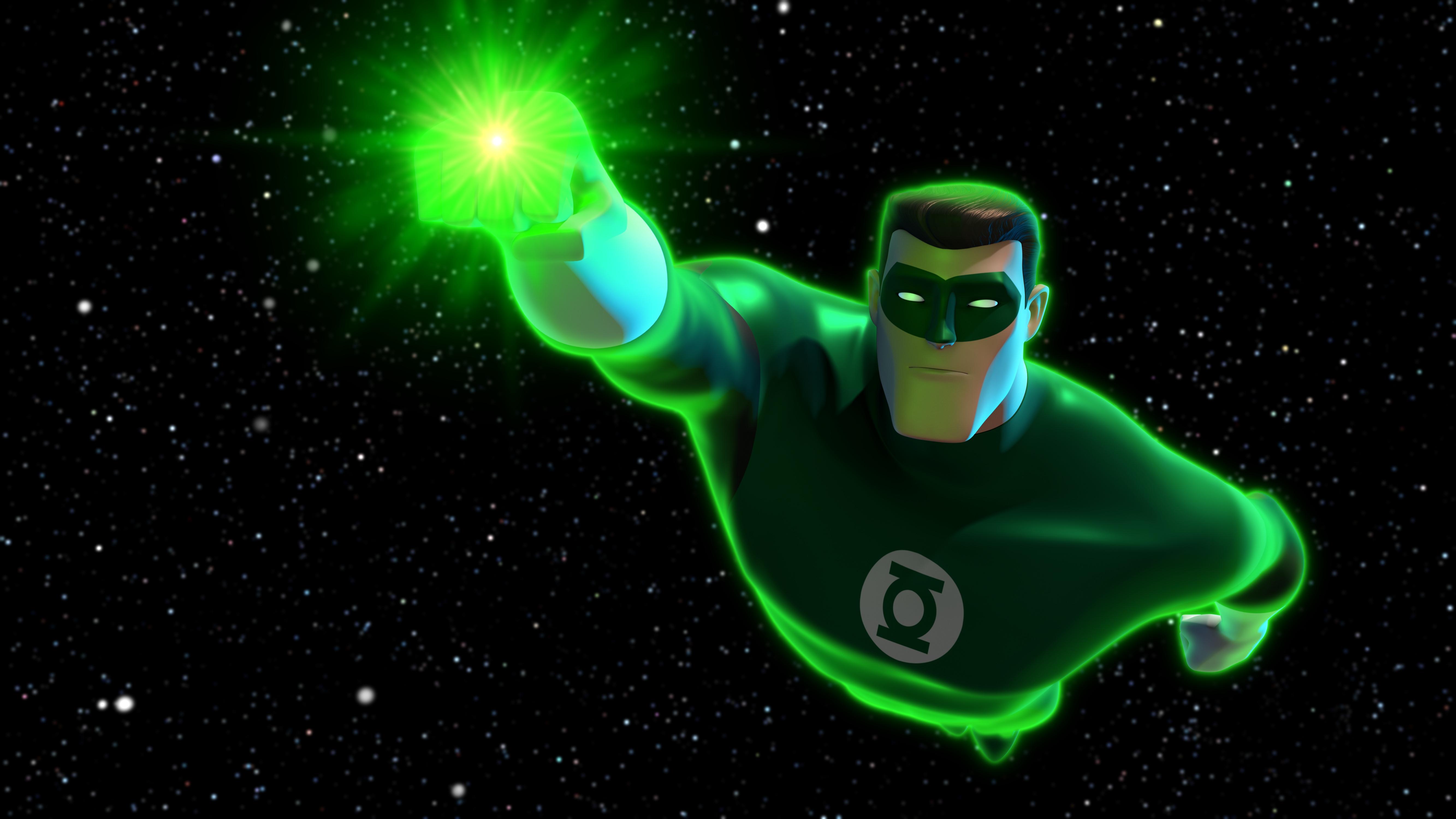 [Lo que se viene] Green Lantern Corps! - Página 4 Glanimated