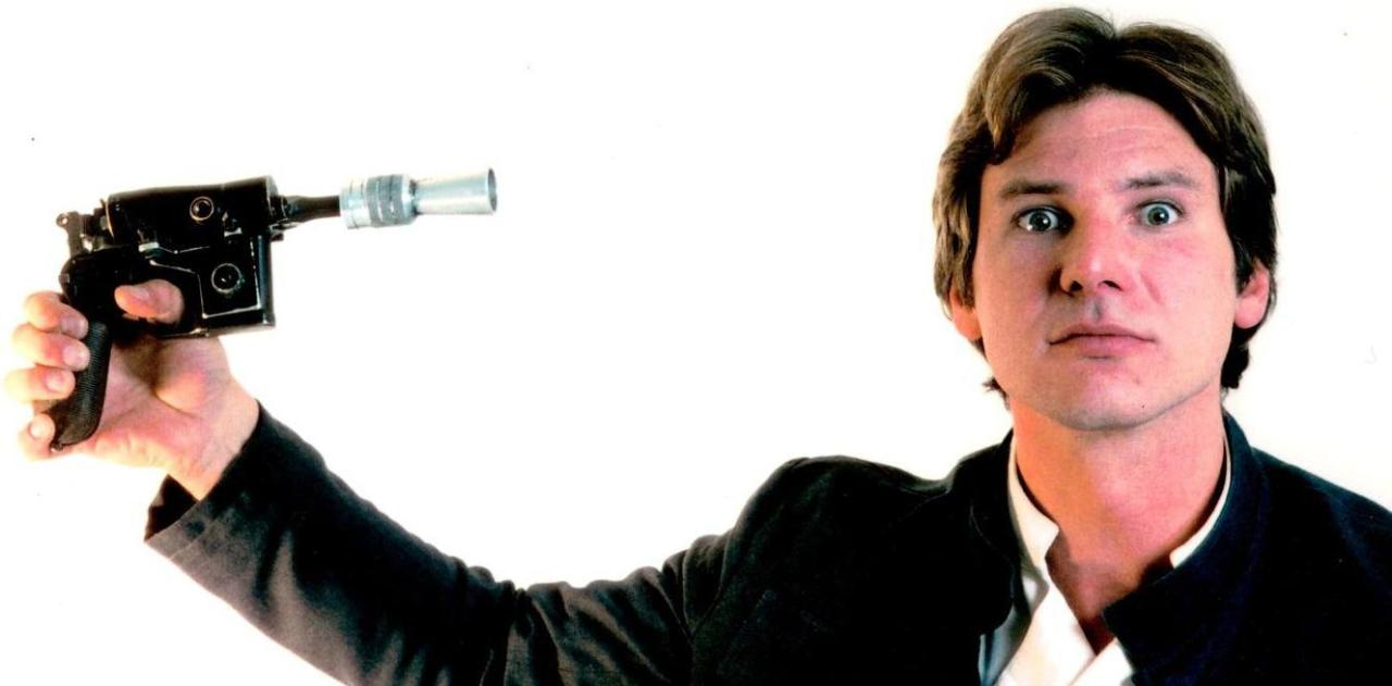 Rumor of the day: Harrison Ford has 'gigantic' role in Star Wars 7