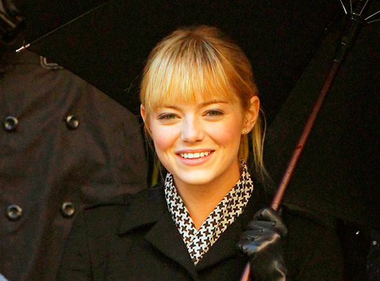 Amazing Spider-Man's Emma Stone says Gwen Stacy needs to ...