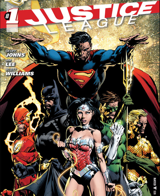 5 Things We Liked And Didnt About DCs Rebooted Justice League 1