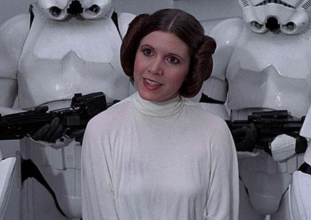 Princess Leia Hair Star Wars