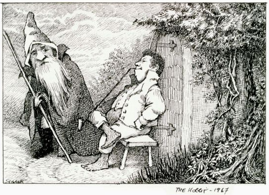 Why Tolkien prevented Maurice Sendak from drawing The ...