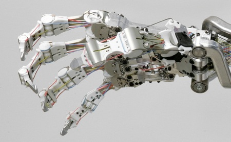 Terminator Robot in Real Life Real-life Terminator Hand