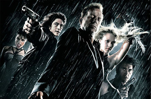Frank Miller's Sin City could be heading to TV, with Robert Rodriguez returning