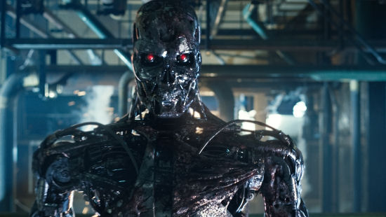 T 800 Terminator How McG made that T-800 at the
