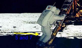 apollo 11 space debris - photo #35