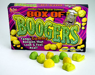 15 Of The Most Disgusting Halloween Candies You Can Buy