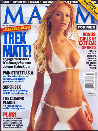 25 of the hottest sci-fi cover girls and guys