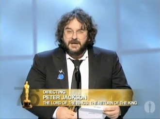 Lord Of The Rings Oscar Awards Number