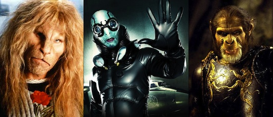11 awesome examples of animalhuman hybrid makeup blastr