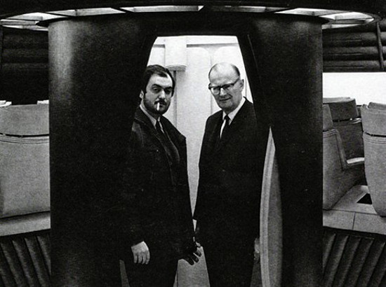 Stanley Kubrick's letter to Arthur C. Clarke that launched 2001