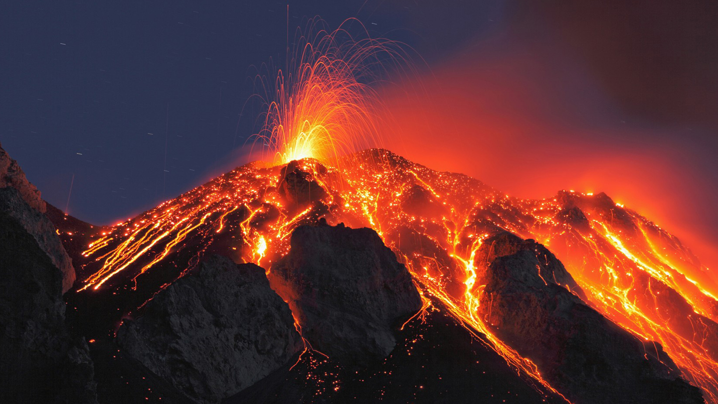 Which volcanoes are erupting? - List & map of active ...