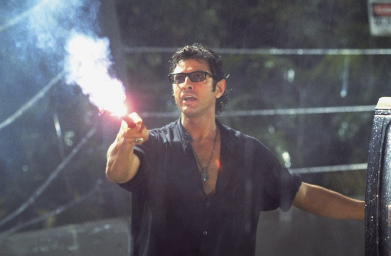 Jeff Goldblum's back for Independence Day 2, but what ...