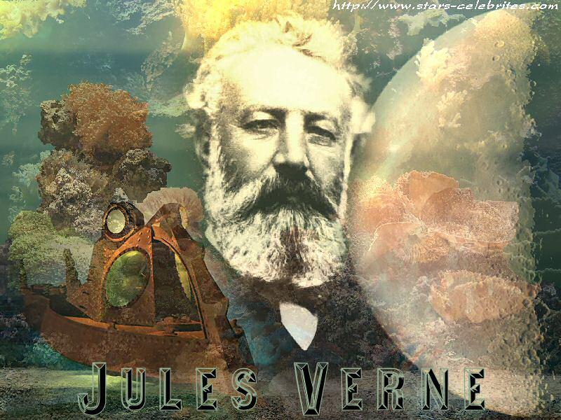 Happy Birthday Jules Verne 70 Years Of Fantastic Comic