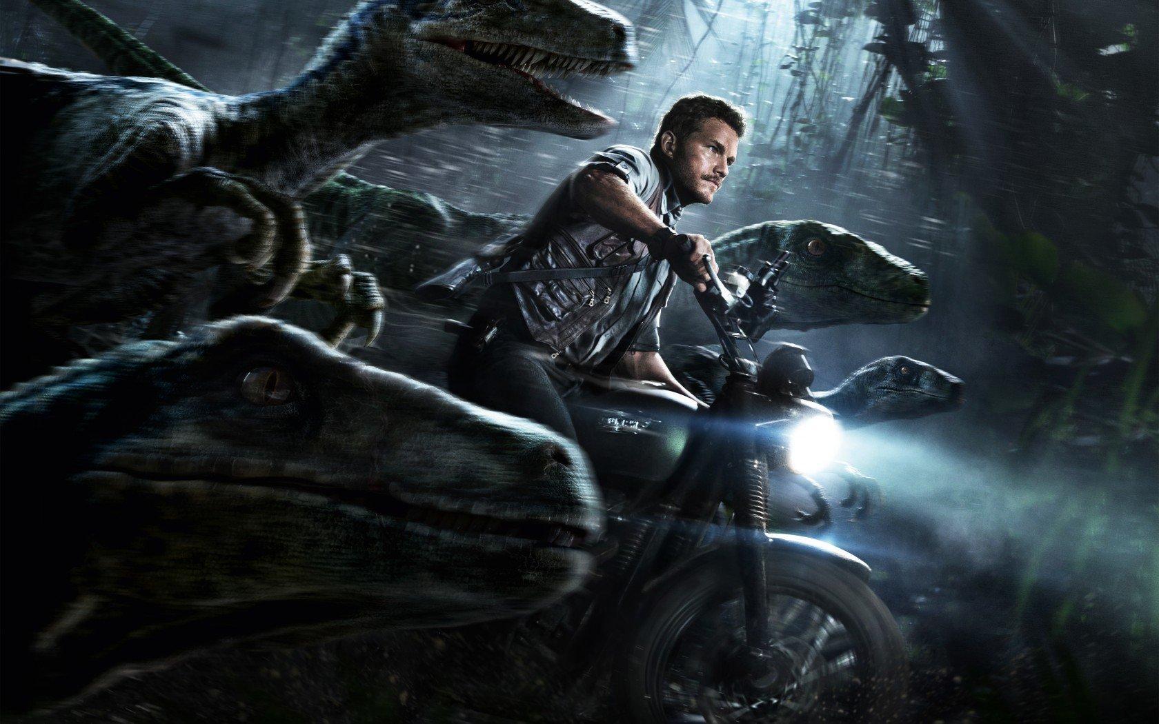 Fascinating Jurassic World fan theory claims the raptors were always on  Chris Pratt's side -Blastr