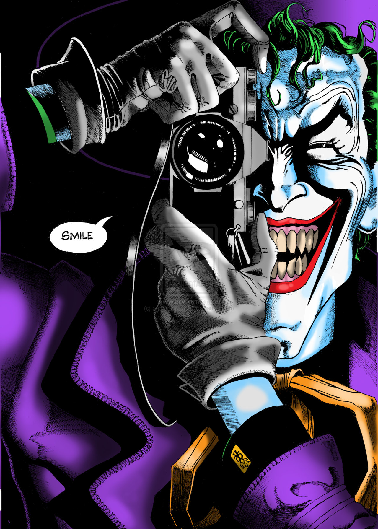 Killing Joke - The Unperverted Pantomime?