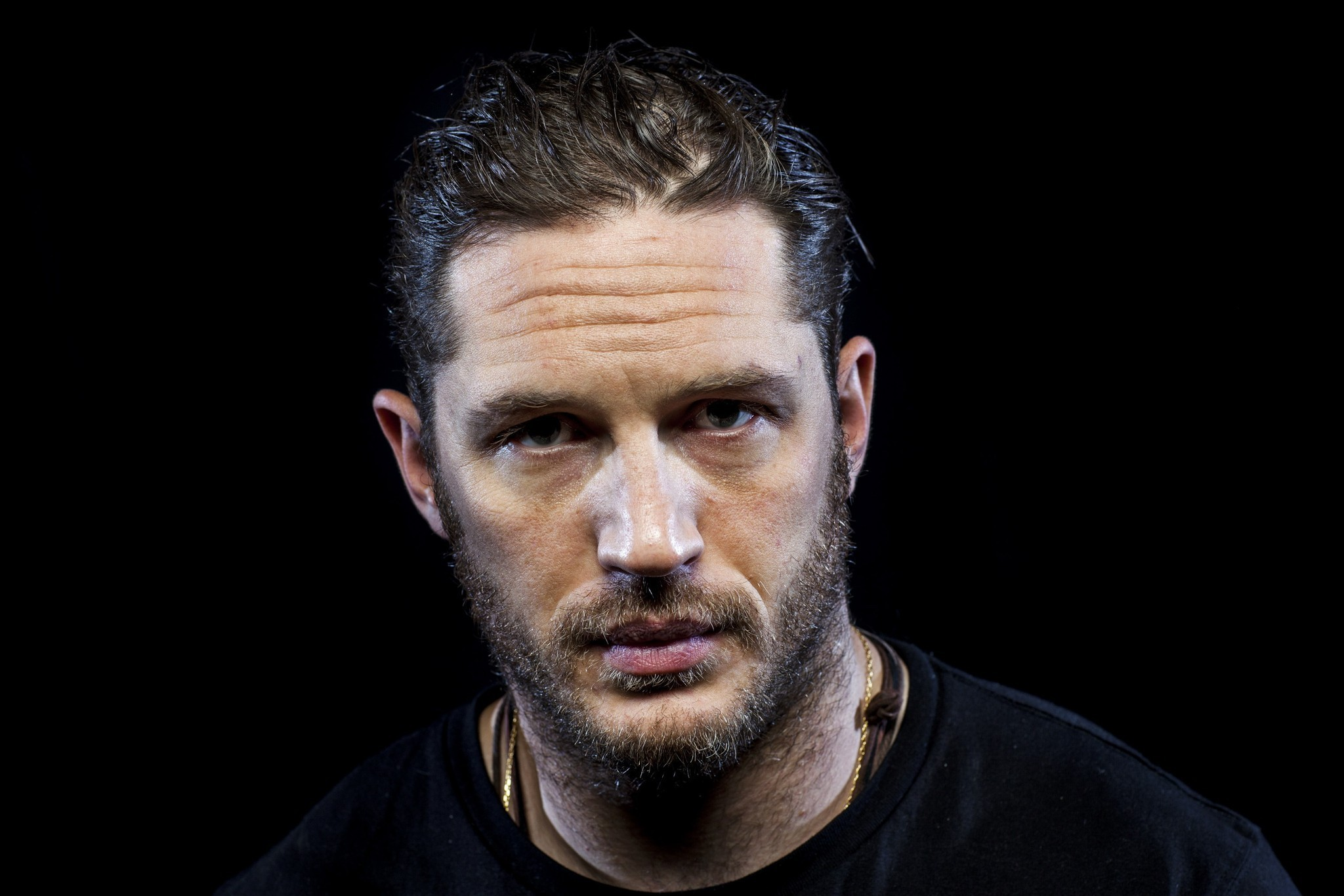 Tom Hardy teases  abso...