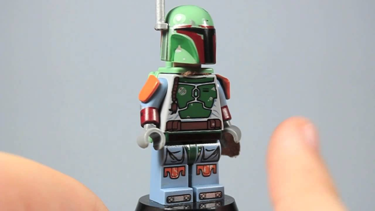 Cosplay We Love This Kid Dressed As Lego Boba Fett Syfy Wire