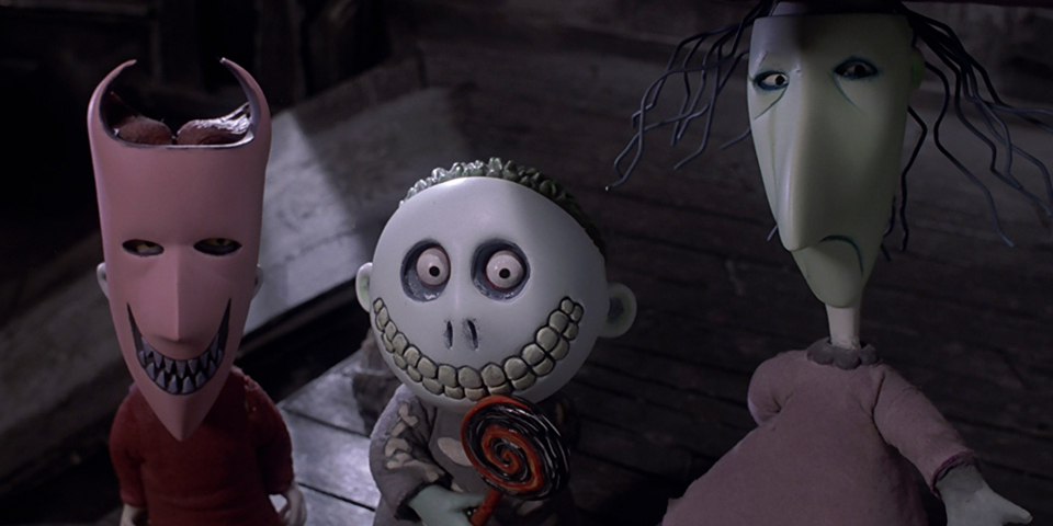 The 13 best characters from The Nightmare Before Christmas, ranked - Blastr   SYFY WIRE