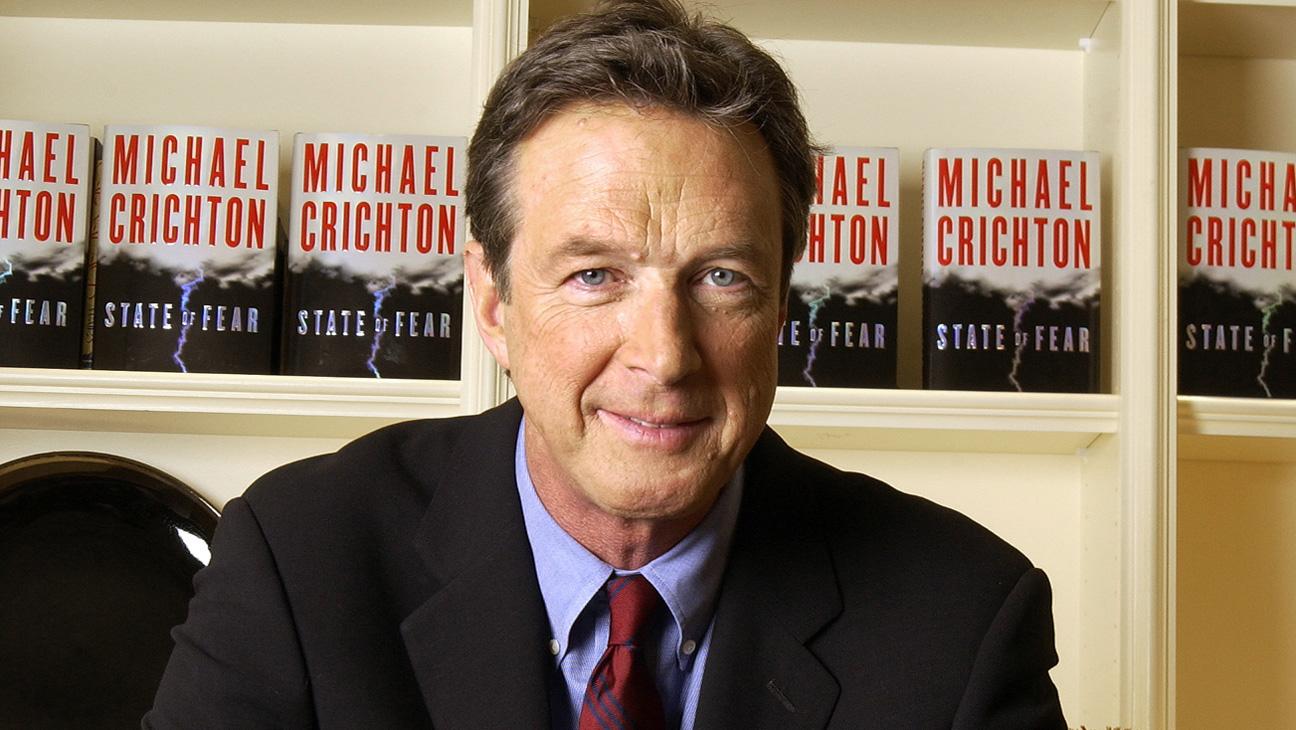Резултат с изображение за John Michael Crichton