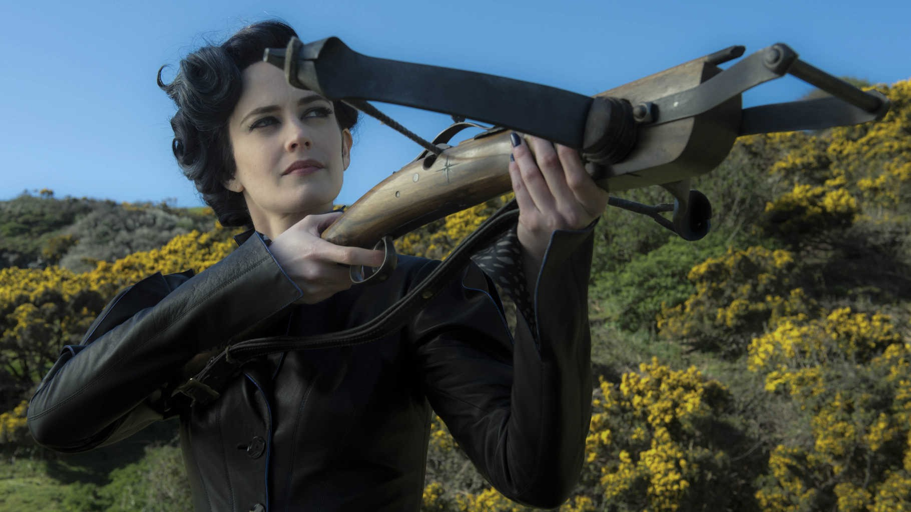 Miss Peregrine S Home For Peculiar Children Opens Its Doors For A