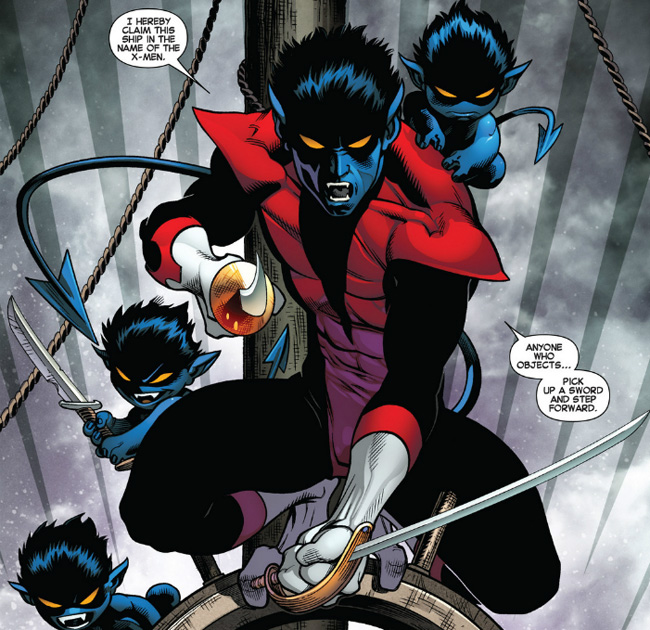 Favourite superheroes and/or supervillains Nightcrawler-amazing-x-men-1