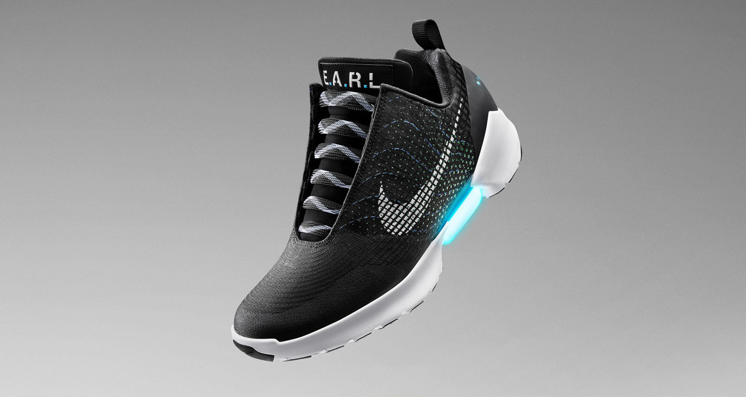 Nike is finally releasing the self-lacing sci-fi shoes of your BTTF-fueled  dreams