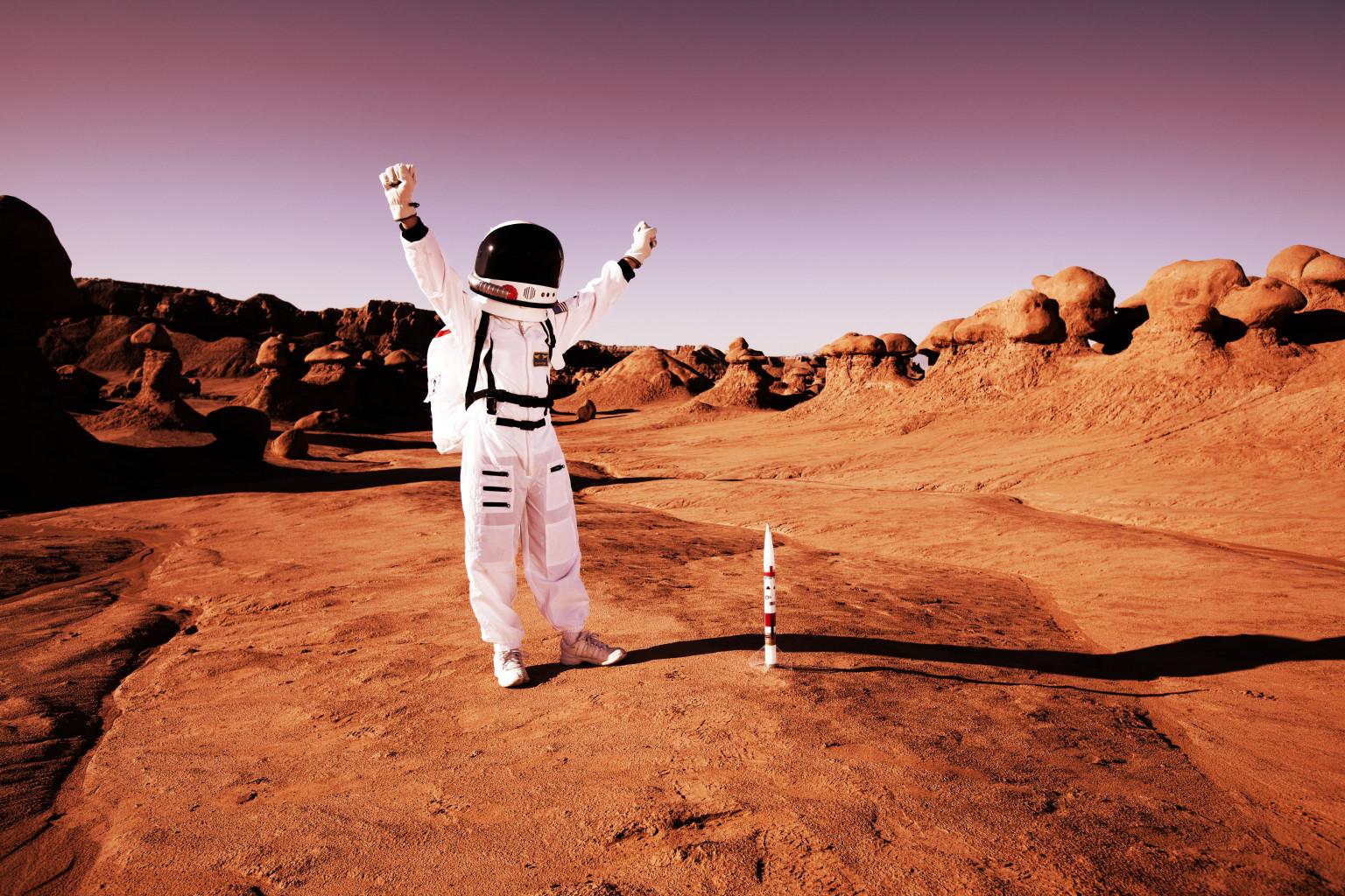 l one марс фото