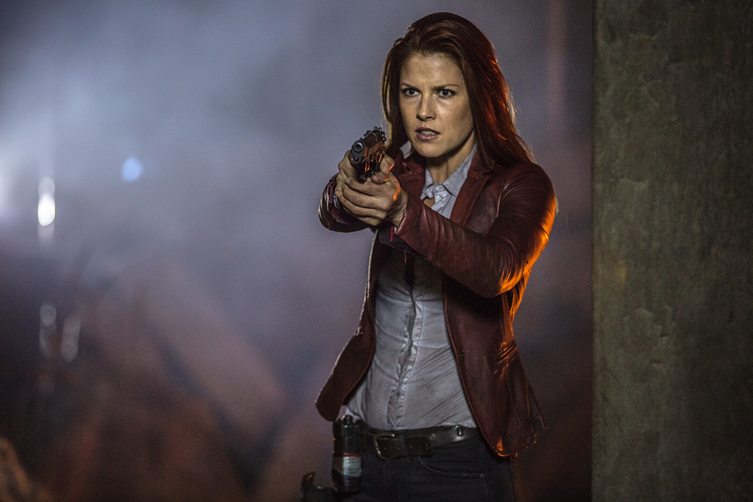 Resident Evil Ali Larter On The Emotional Goodbye To The Series In The Final Chapter
