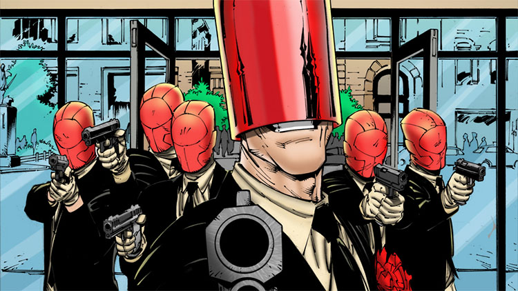 New video teases the Red Hood mystery, talks the introduction of masks on Gotham