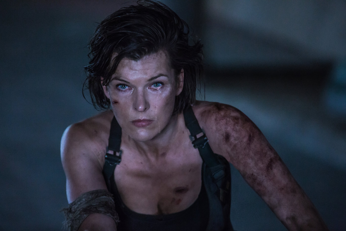 Resident Evil Paul W S Anderson On Almost Killing Alice