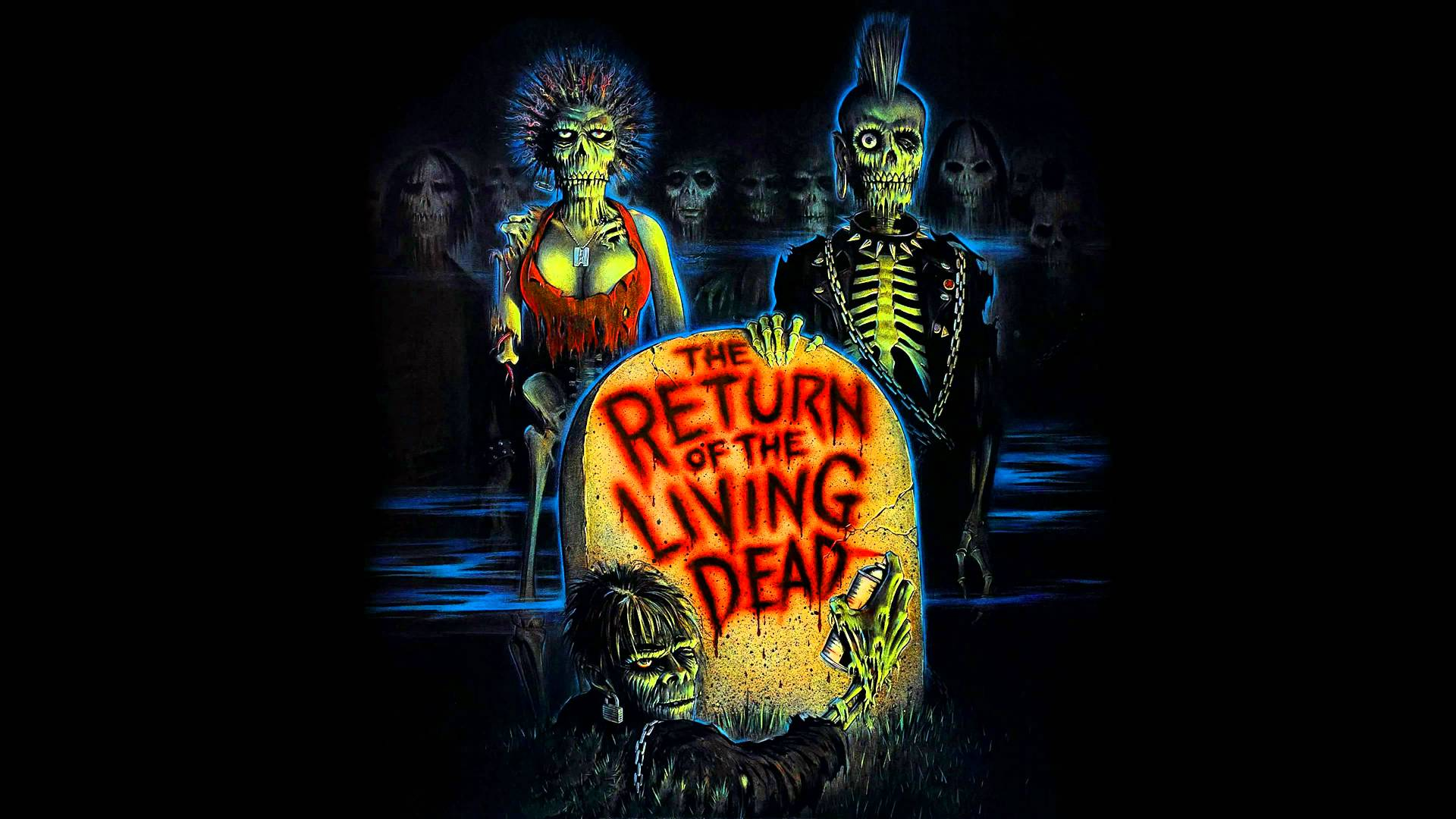 More brains! Return of the Living Dead is finally getting the ...