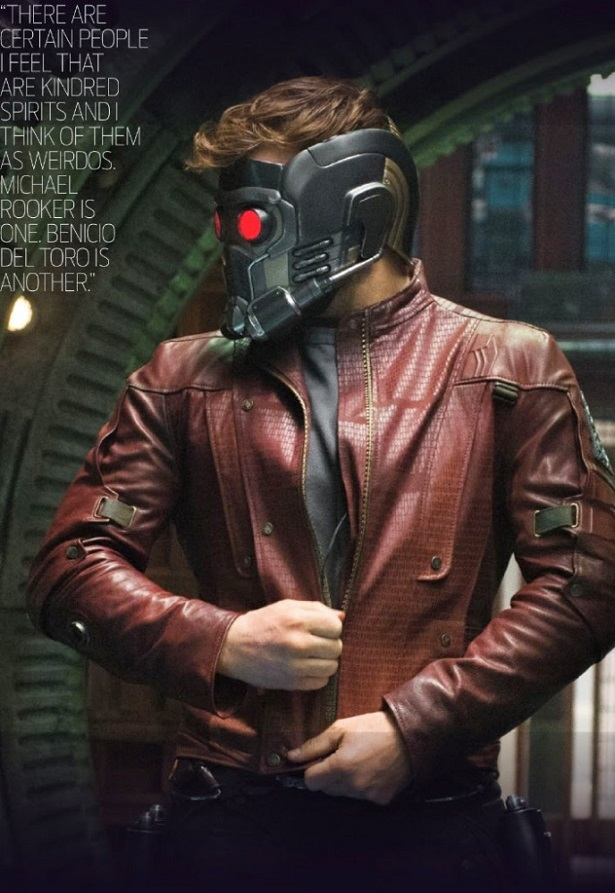 Syfy - Watch Full Episodes | Chris Pratt dons Star-Lord's ...