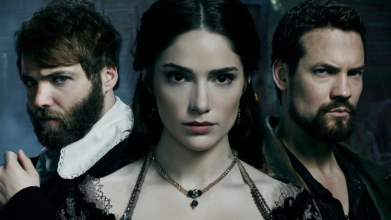 'Salem' is done after 3 seasons on WGN America