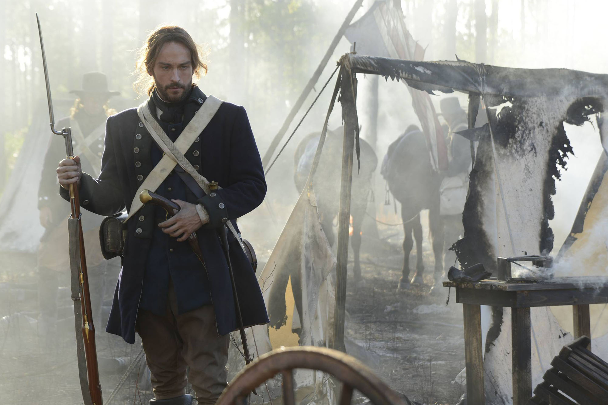 After shaking up the cast, Fox decides to bring Sleepy Hollow back ...
