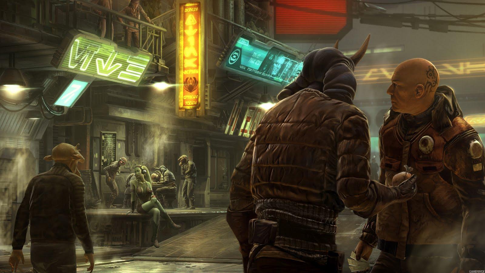 Disney pulls plug on Blade Runner-ish Star Wars 1313 game | SYFY WIRE