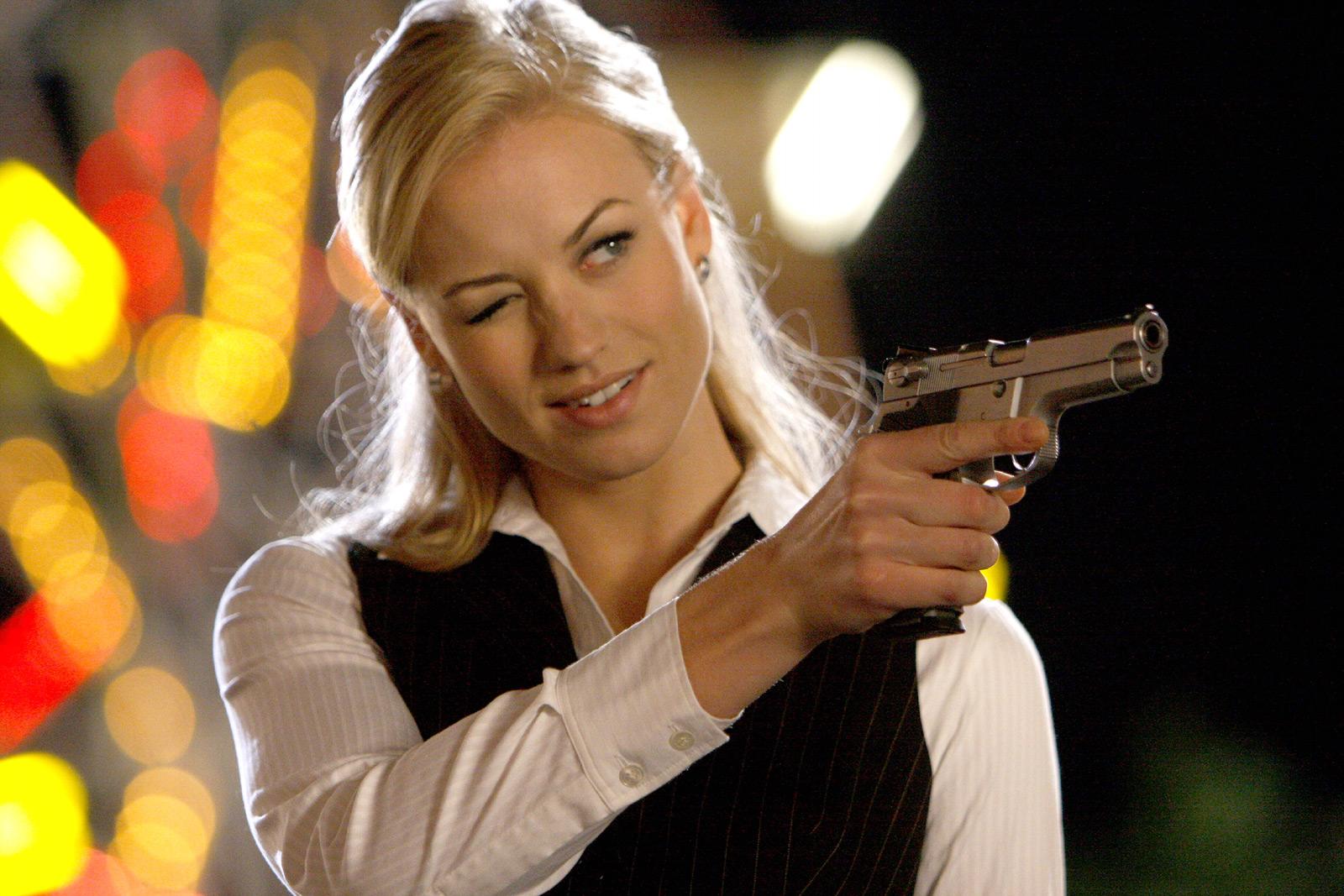 Chuck'- star Yvonne Strahovski