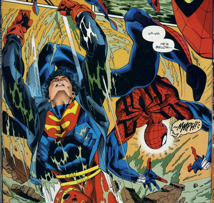 Remembering DC Vs. Marvel: The Ultimate 'Who Would Win In