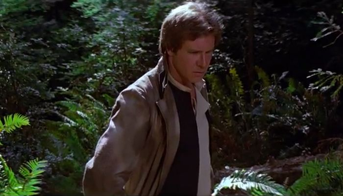 Han Solo Needed to Poop on Endor