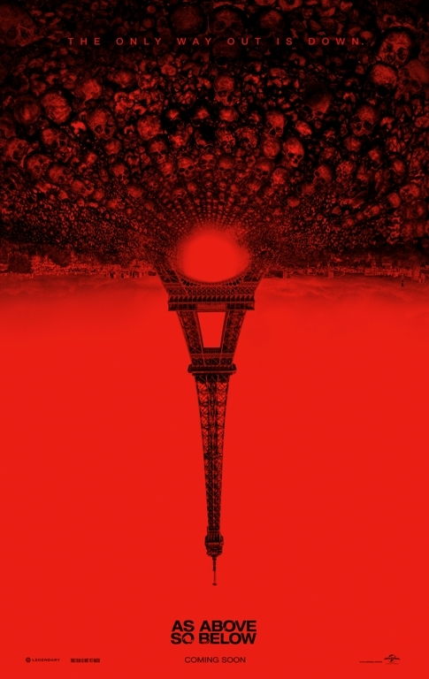 As Above, So Below poster