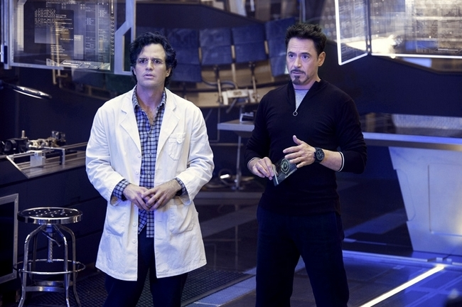 Avengers 2 Tony Bruce