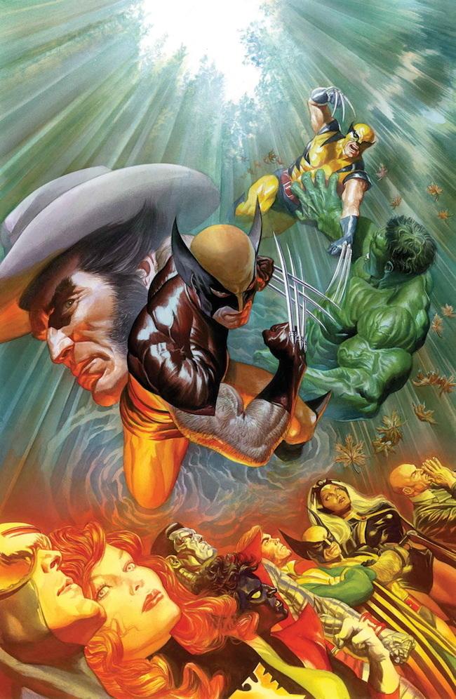 La Muerte de Wolverine DoWolverine_Young_Ross_Var_0
