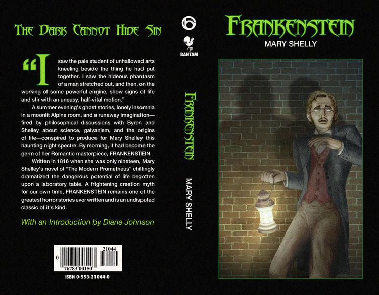frankenstein and scientific knowledge