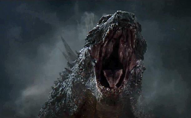 Godzilla Roar