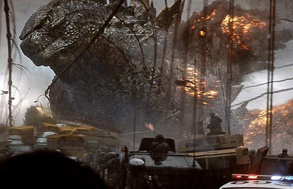 Godzilla vs. Military