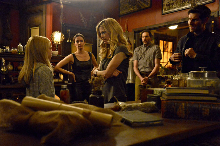 Grimm - Claire Coffee