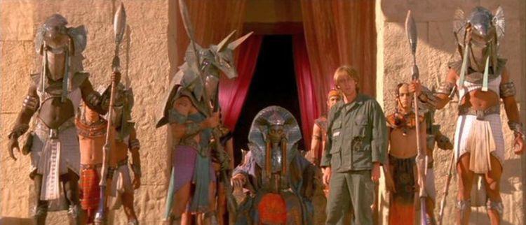 Jaffa Mask - Stargate (1994)